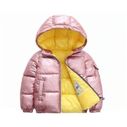 Winter Jackets For Boys 9 10 11 Years Casual Children Coat Fashion Cotton Parka Outerwear Kids 2018