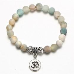 Rune Strand Bracelets - Natural Stone - Handmade - Unisex
