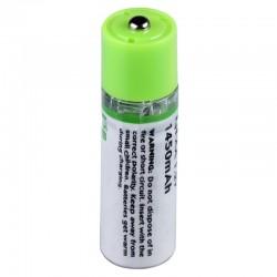 Batería AA recargable USB - AA - 1.2V - 1450mAh - Carga rápida
