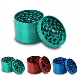 4-layer - Aluminum - Herbal Herb - Tobacco Grinder