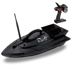 Flytec V500 - rc boat - fish feeder - 500m - double motor - 5.4km/h - 54cm