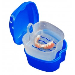 Denture Box - Storage - Health Care