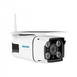 QF260 - WiFi - bezprzewodowe - IP67 - 1080P 2.0MP - energia słoneczna - PIR - kamera bezpieczeństwa