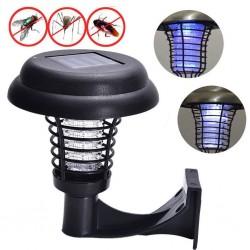 LED - zasilane energią słoneczną - światło przeciw komarom - lampa zewnętrzna