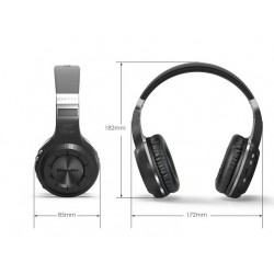 Bluedio HT Wireless Bluetooth 4.1 Headphone Build In Microfoon