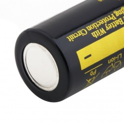 3.7V 4000mAh - rechargeable - 18650 - li-ion battery 4 pieces
