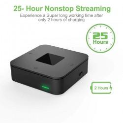 Bluetooth 5.0 - Transmitter Receiver - Wireless - Audio Adapter - TV - PC - Car