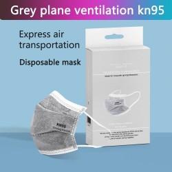 KN95 - antibakterielle Gesichts- / Mundmasken - 4-lagig