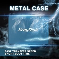 XrayDisk SSD 2.5 '' SATA3 - Festplatte - 60GB - 120GB - 128GB - 240GB - 256GB - 480GB - 512BG