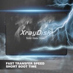 Xraydisk-Festplatte - 60 GB - 120 GB - 120 GB - 240 GB - 256 GB - 480 GB - 512 GB - interne Solid-State-Festplatte