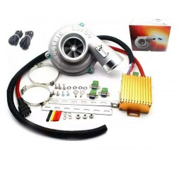 Electric Turbo Supercharger Kit - Motorcycle - Air Filter