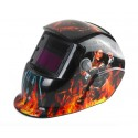 Auto Darkening Welding Helmet Pin Up Girl