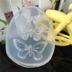 1pcs - Resin Jewelry - Mold - Butterfly - DIY