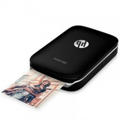 Mini Photo Printer - HP - Bluetooth - Portable