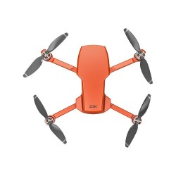 ZLRC SG108 - 5G - WIFI - FPV - GPS - 4K HD Camera - Optical Flow Positioning - Brushless - Foldable - Orange