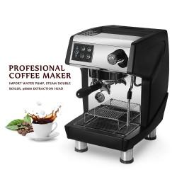 Kaffeemaschine mit Milchaufschäumer für Espresso / Cappuccino - 15 Bar - 220V
