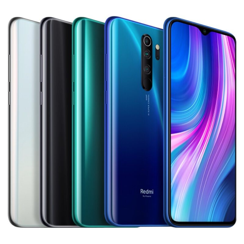 Xiaomi Redmi Note 8 Pro Global Version - dual sim - 6.53 inch - 6GB 64GB - NFC - 4500mAh - Helio G90T - Octa Core - 4G