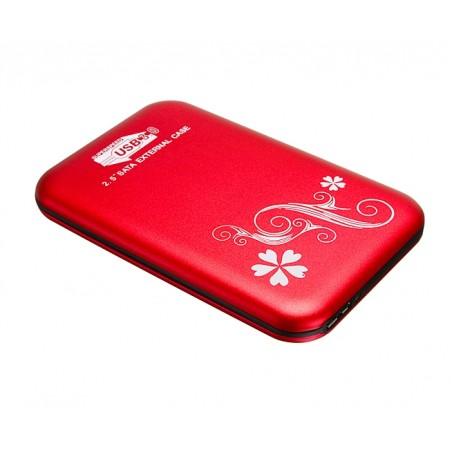USB 3.0 external 2.5 inch SATA HDD aluminum enclosure case