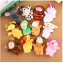 10 Finger Puppets Baby Dolls