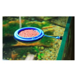 Aquarium Circle Ring Food Feeder |