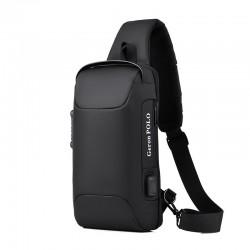 Motorcycle bag - travel - shoulder bag - waterproof - black