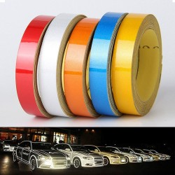 Car-styling - Magic Reflective Tape - 5 Colors