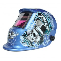 Auto darkening welding helmet - speed ghost