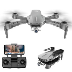 LYZRC L106 Pro 5G - WIFI - FPV - GPS - 4K HD Dual Camera - Two-axis - Foldable - RTF