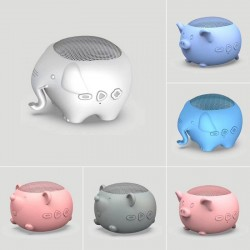 Mini Bluetooth Lautsprecher - drahtlos - Cartoon Tiere