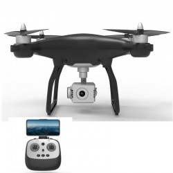 X35 - 1KM - 5G - Wifi - GPS - 3-Axis Gimbal - 4K HD Camera - Brushless - RTF - With Servo