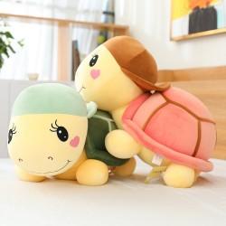 Turtle with a hat - plush toy - 25cm - 35cm - 45cm - 60cm
