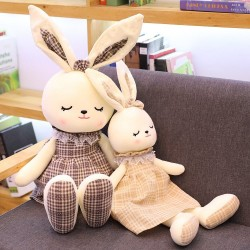 Rabbit with a long ears - plush toy - doll - 45cm - 70cm - 90cm