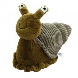 Almohada con forma de caracol - peluche