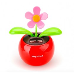 Flip Flap Moving Flower Solar