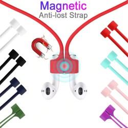 Cable magnético antipérdida AirPods - silicona