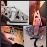 EDC Multifunktions - Öffner - Schraubenschlüssel - Schlüsselbund - Überlebenswerkzeug