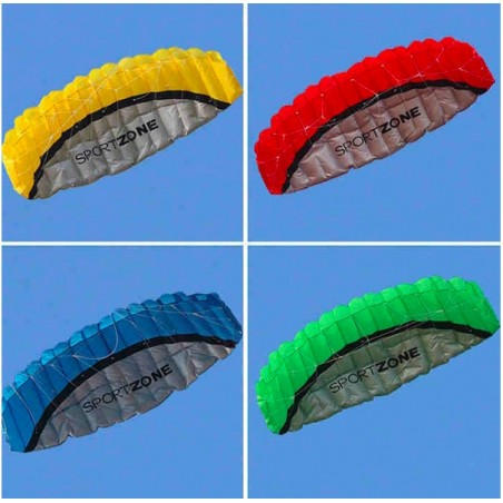 SportZone Beach Stunt Kite 2.5 metros