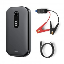 Car Jump Starter - Power Bank - 12V - 12000mAh