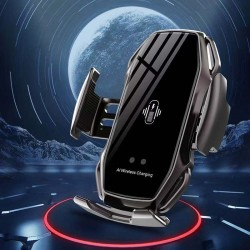 Qi Car Wireless Charger - iPhone - Samsung - Xiaomi