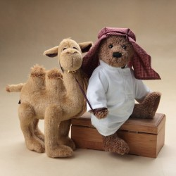 Arab - Teddy Bear - Camel