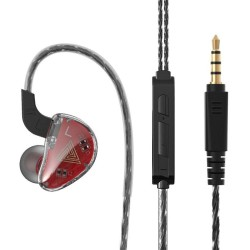 QKZ AK9 - 3.5mm - wired earphones - noise cancelling