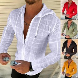 Long sleeve hoodie - fleece
