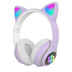 Cat ear - headphones - noise cancelling - cute