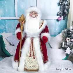 Santa Claus / muñeca - Decoración navideña