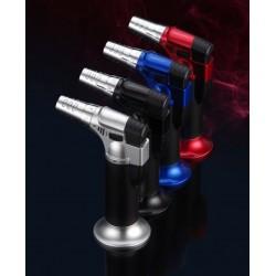 BBQ - cigarrillos - encendedor de gas butano - llama azul - a prueba de viento