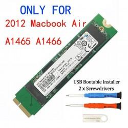 128GB - 256GB - 512GB - 1TB - SSD für Macbook Air A1465 A1466 Md231 Md232 Md223 Md224 - Solid-State-Laufwerk