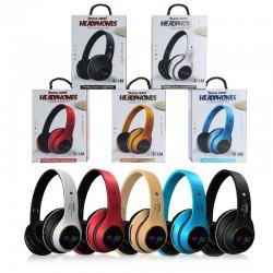 Bluetooth-Headset - Geräuschunterdrückung - drahtlose Kopfhörer - LED