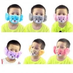 Children - earmuffs - cartoon bear