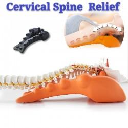 Shoulder / spine / neck massager - resin board