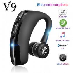 V9 Bluetooth-Kopfhörer - Freisprech-Headset - Ohrhörer